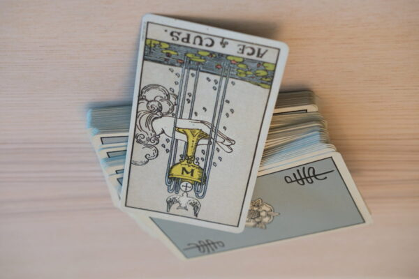 Ace of Cups in the Tarot deck