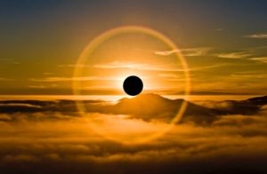 New Moon And Annular Solar Eclipse In Gemini – Halo
