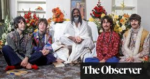 Maharishi and The Beatles in The Observer - Supermoon and Full Moon 2021 - Gemini Weather!