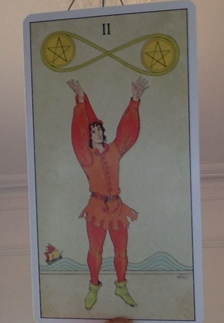 2 Coins Before e1538974601367 - The Pentacles (Coins) in the Tarot
