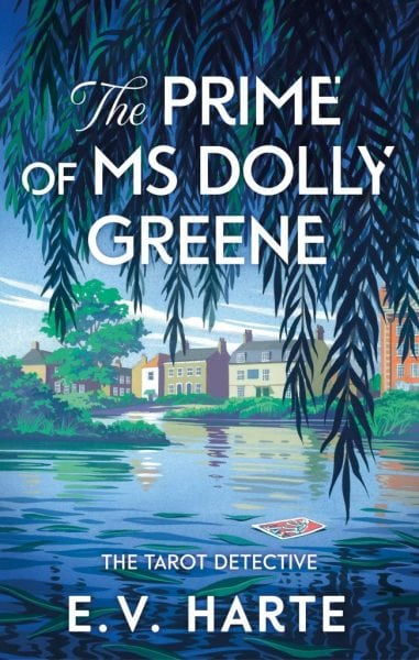 The Prime of Ms Dolly Greene 651x1024 381x600 - New Novels With Tarot Magic