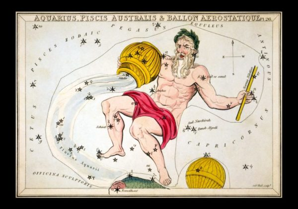 Aquarius Public Domain Pictures 600x421 - Home Astrology and Tarot Workshop Podcast
