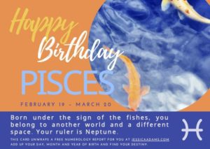 Pisces Astrology Birthday Card 1 300x213 - Welcome To The New Website