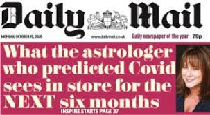 The Daily Mail - Time, Prediction and Dreams