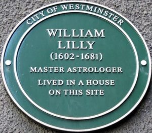 William Lilly 300x262 - Financial Astrology Predictions 2021
